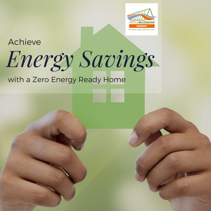 Achieve Energy Savings with a Zero Energy Ready Home
