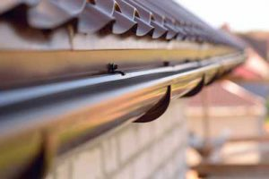 Rain Gutters in Charlotte, North Carolina