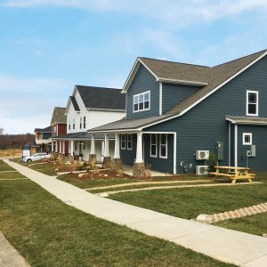 Zero Energy Ready Homes at the Villages at Cramerton Mills