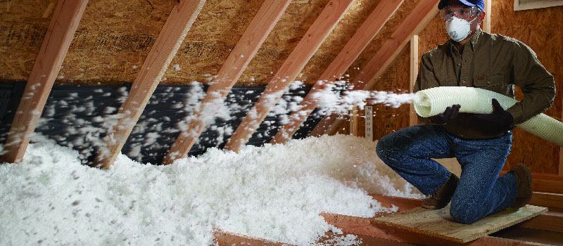 Attic Insulation Replacement in Charlotte, North Carolina