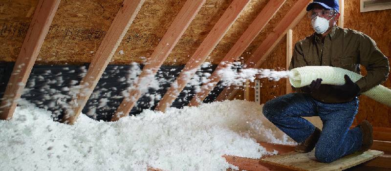 Attic Insulation Replacement in Concord, North Carolina