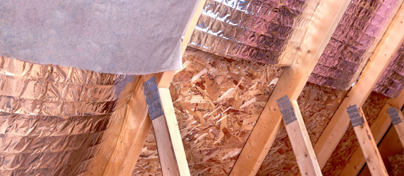 Insulation Replacement in Concord, North Carolina