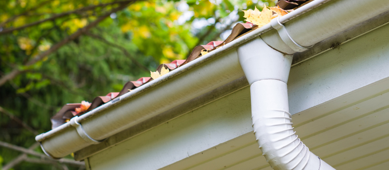 Gutters in Concord, North Carolina