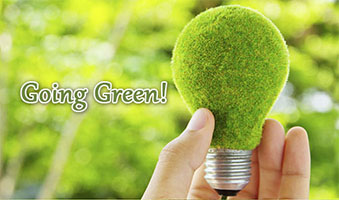 It's Time to Create a Green Office