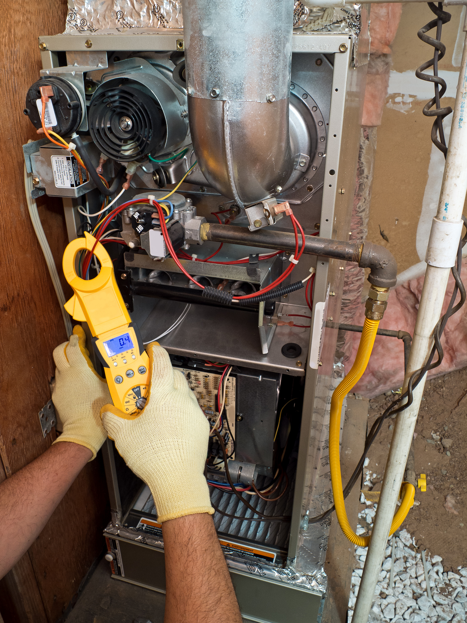 HVAC Repairs in Concord, North Carolina