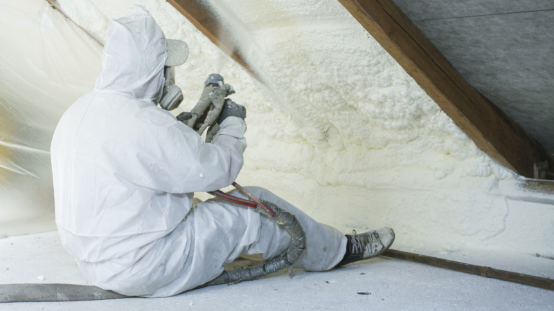 Using quality home insulation can also save you money