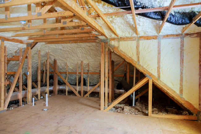 How Attic Insulation Can Save You Money and Improve Your Home