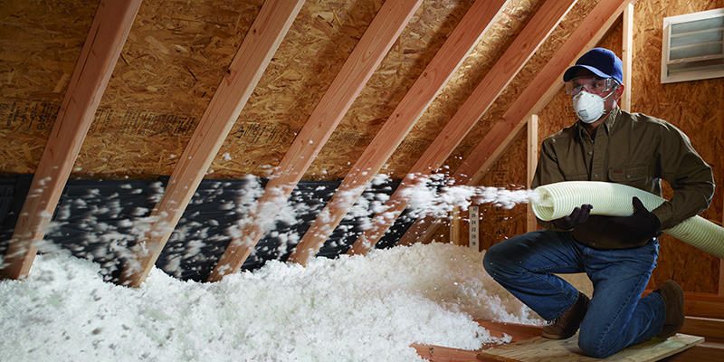 Commercial Blow-In Insulation in Charlotte, North Carolina