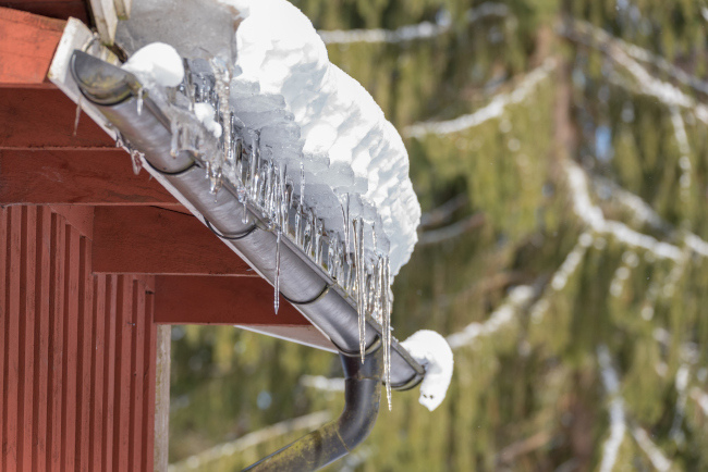 Gutters are an Important Part of Winterizing Your Home