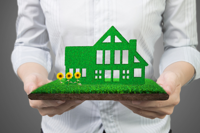 What it Means to Have a Green Home